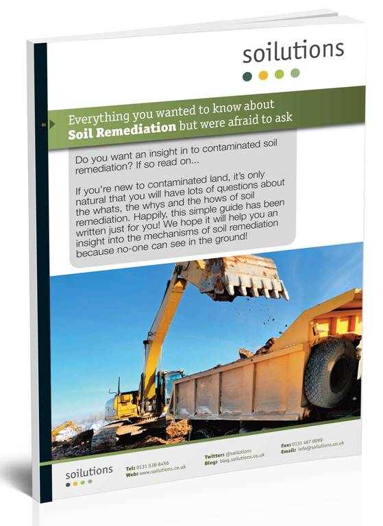 Soil Remediation Guide: Your free eBook!