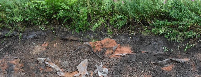Should I be concerned about contaminated land?