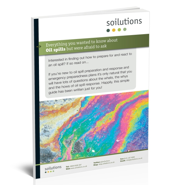 Oil Spill Preparation & Response: Your Free eBook