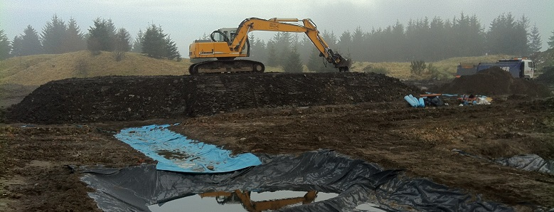 Classification and disposal of contaminated soil…?
