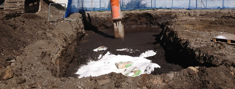 Can I remediate my contaminated land in-situ?