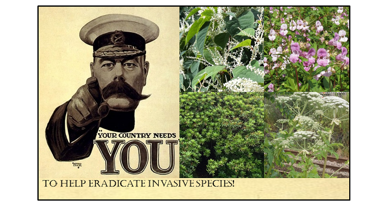 Invasive Species Special Control Orders
